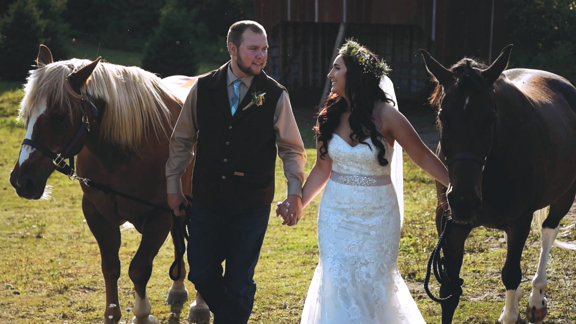 Dustin & Amber | Wedding Film